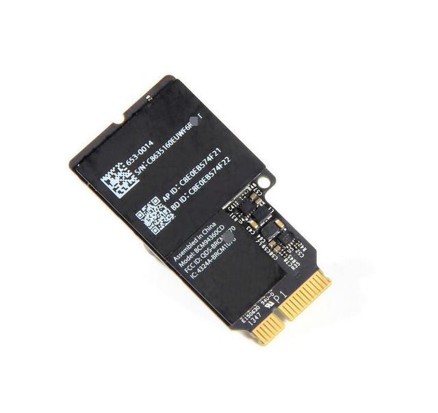 МАКСИМАЛЬНАЯ СКОРОСТЬ 653-0014 WI-fi 802.11ac Аэропорт Wi-Fi Bluetooth 4.0 Карты BCM94360CD для Apple iMac A1418 A1419 2013 год