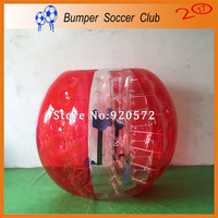 Free shipping ! Cheap ! 1.5m Inflatable Bumper Ball Zorb Ball Body Ball Soccer Zorb Ball For Sale