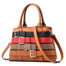 2019 Spring New Fashion Pu Leather Versatile High Quality Luxury Handbags Women Bags Designer Crossbody Bags doodoo 2017 new women pu soft handbags fashion style cover satchels patchwork shoulder bags c c channel high quality versatile