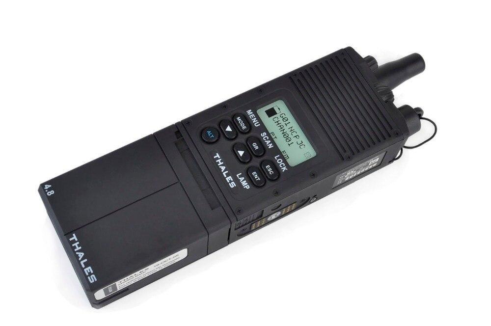 intra equipe manequim softair rádio talkie walkie