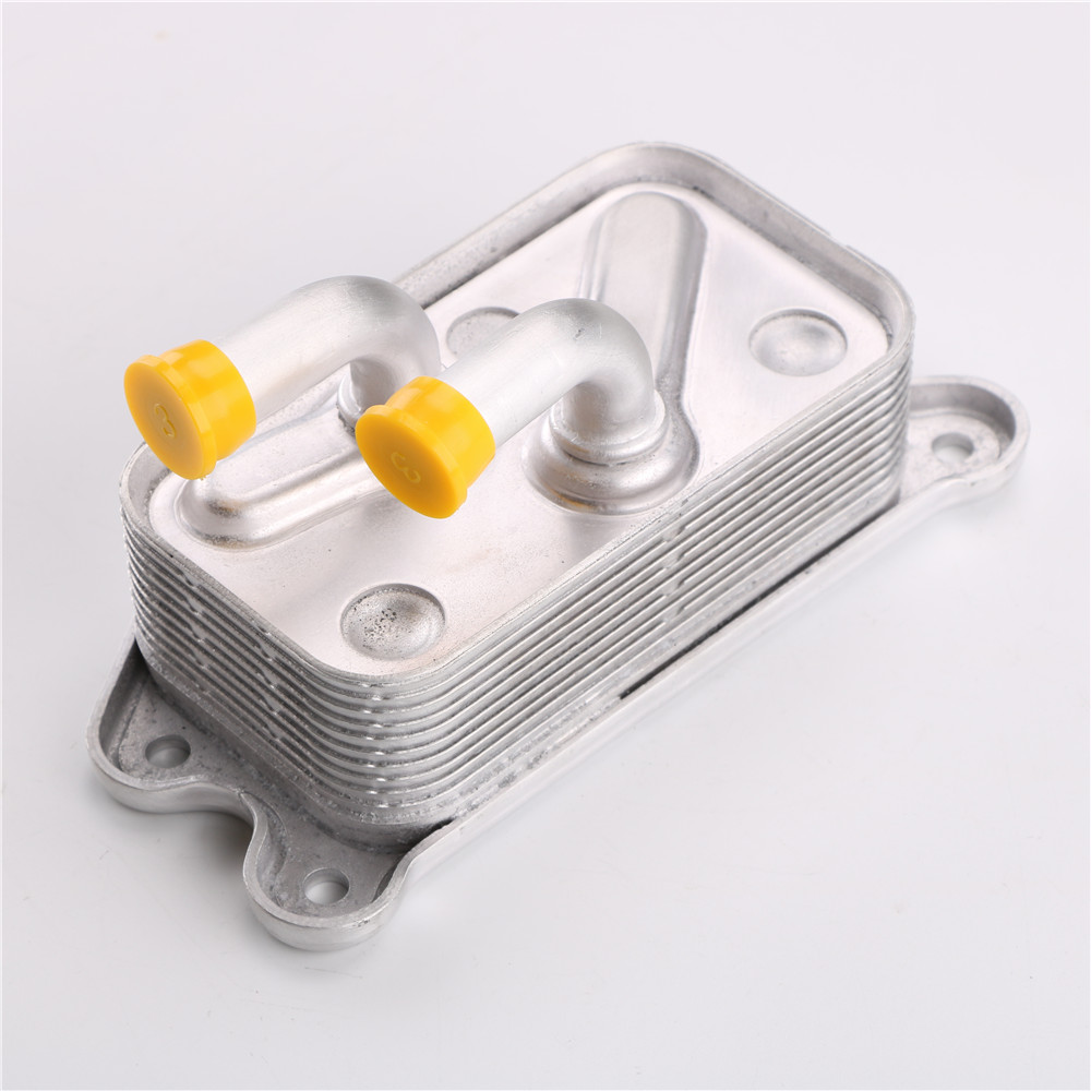 HODEE oil cooler for Volvo S80, XC9 2003 2006 OE: 3 062 ...