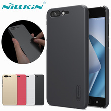 Nilkin for Zenfone 4 Pro ZS551KL Case Nillkin Frosted Shield Hard Plastic Back Phone Cover for ASUS Zenfone 4 Pro ZS551KL Funda