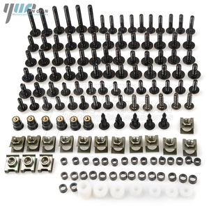 Image 5 - Discounted prices Motorcycle CNC Fairing Bolt Screw Fastener For honda cbr 600 f4i aprilia rs 125 cbr drz400 motorcycle hand pr