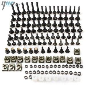Image 5 - Ermäßigte preise Motorrad CNC Verkleidung Bolzen Schraube Verschluss Für honda cbr 600 f4i aprilia rs 125 cbr drz400 motorrad hand pr