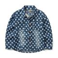 YN-55, autumn children boys casual shirts, long sleeve shirts