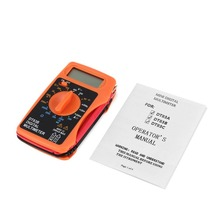 DT83B Pocket Integrated Digital Multimeter AC/DC Voltage Current Meter Modern Ohmmeter Tester Diode Resistence Test
