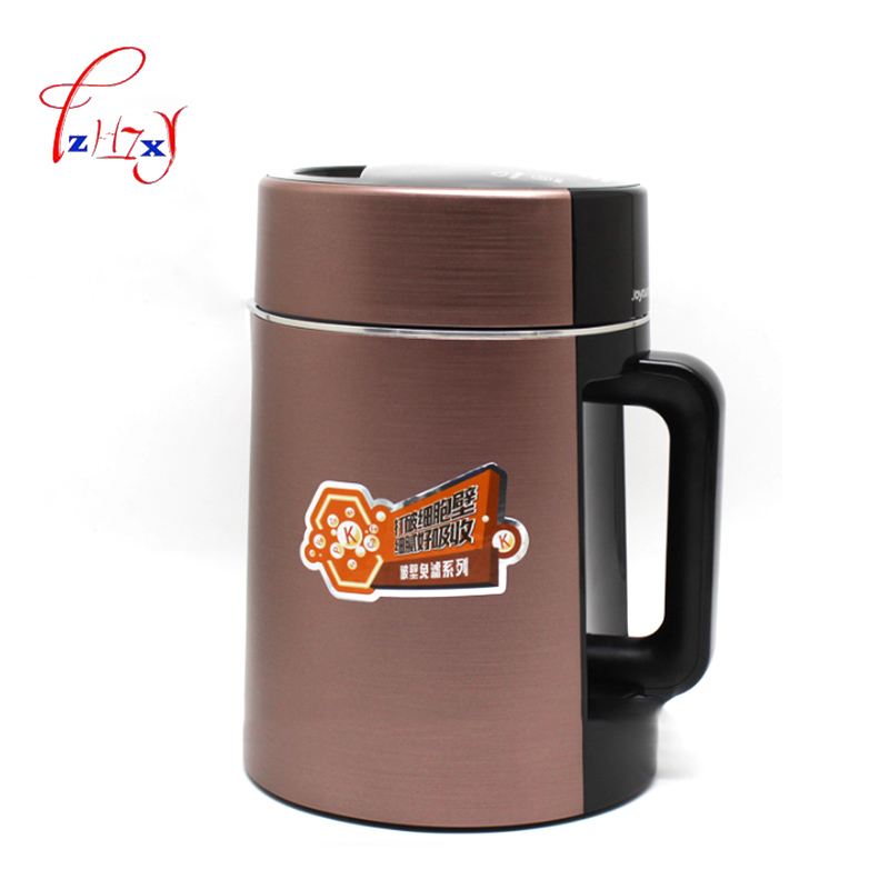 Home multifunctional Soybean milk machine DJ13R-P3 Juice extractor Soya-bean milk Juicer 900ML-1300ML 1pc цена и фото