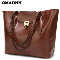 New Woman Handbag Fashion Buckle Shoulder Bag Lady Casual Tote Satchel Retro Crossbody Bag High Quality