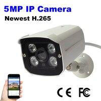Surveillance IP Camera 4MP OV4689 3516D WDR Security Camera Array Led H265 ONVIF Waterproof Outdoor IRCUT