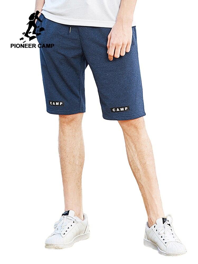 Pioneer Camp brief drucken casual männer shorts marke kleidung denim blau dünne sommer baumwolle kurze qualität bermuda männlich ADK802137-in Shorts aus Herrenbekleidung bei AliExpress - 11.11_Doppel-11Tag der Singles 1