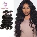 Rosa Hair Products Peruvian Body Wave 4 Bundles 8A Grade Virgin Unprocessed Human Hair Virgin Hair Bundles Stema Hair Company