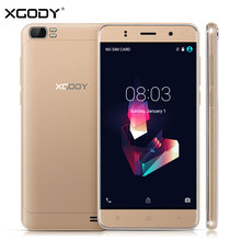 Xgody Smartphone 5,0 Zoll Quad Core 1 GB RAM 8 GB ROM Android 5,1 Quad Core Dual SIM Telefone Celular 3G Günstige Handy handys