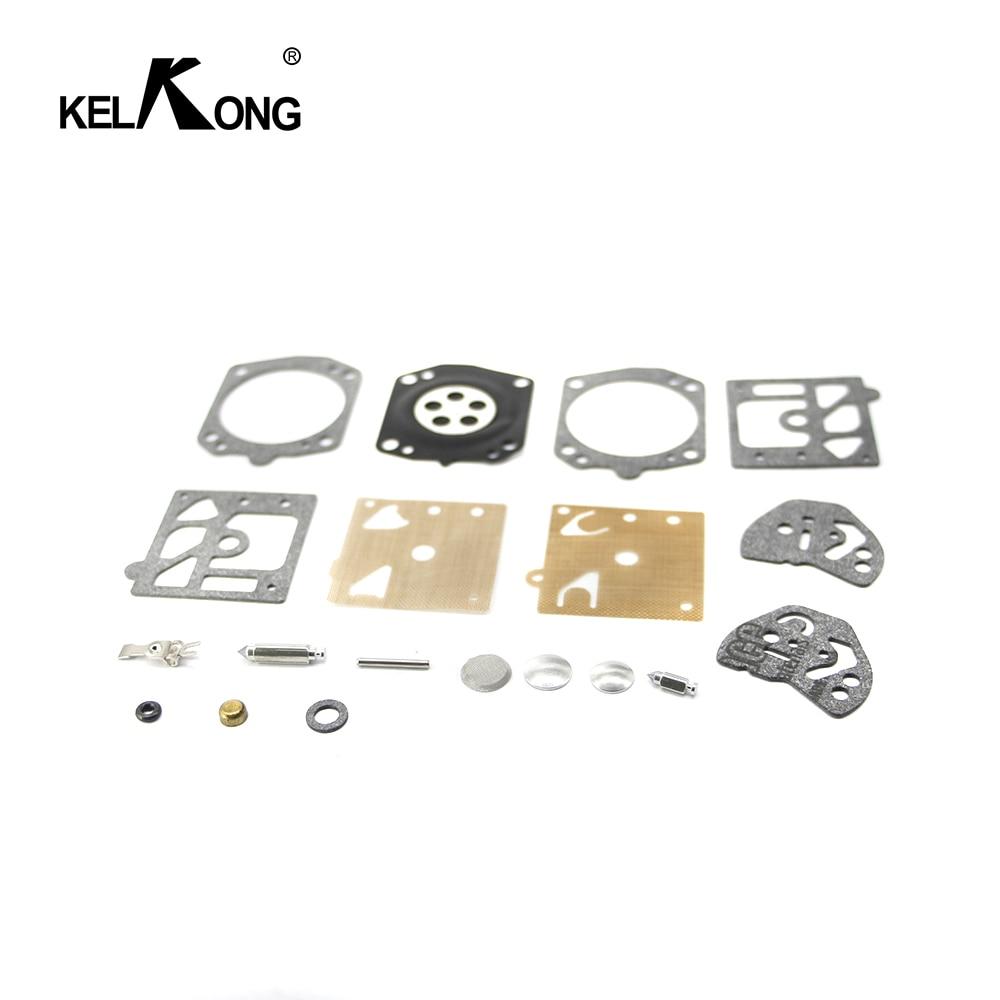 Carburetor Kit For HUSQVARNA Jonsered 450 525 P901 2054 2055 H245 H340 238 242