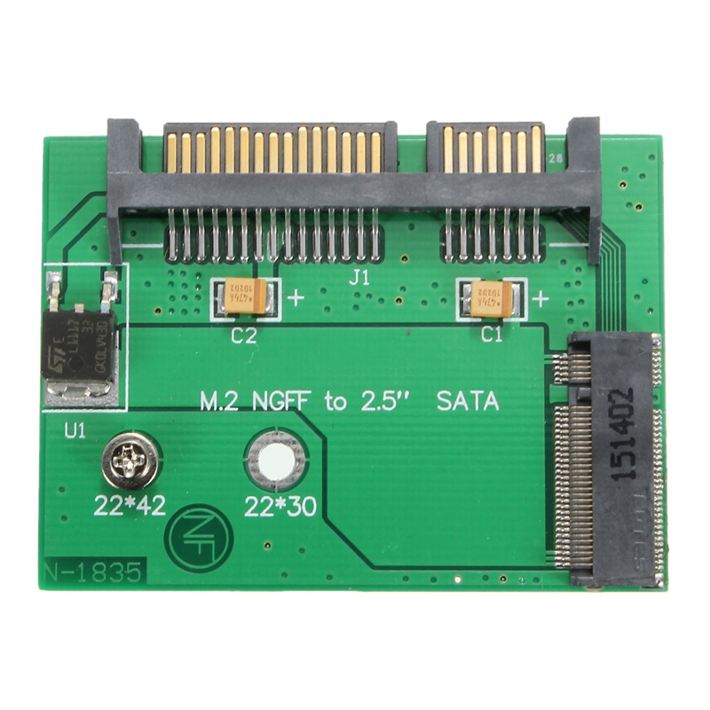 2.5 M.2 NGFF SATA SSD Hard Disk Drive 22 Pin SATA Adapter Converter Card Board Adaptor Convertor Adapter High Quality telit ln930 dw5810e m 2 twh3n ngff 4g lte dc hspa wwan wireless network card for venue 11