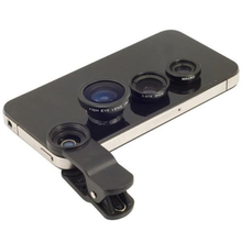 Fish eye universal 3 in 1 mobile phone c