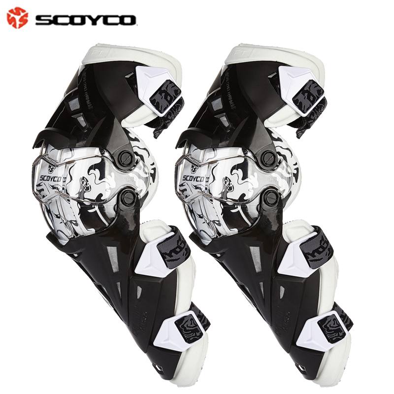 Scoyco Motorcycle Racing Protective Guard Gear Knee pad Knee Protector Motocross Kneepad Motor Bike Knee Gear K12 scoyco k12 motorcycle knee elbow outdoor sports bike bicycles rodilleras motorcross kneepad moto racing protective guard gear