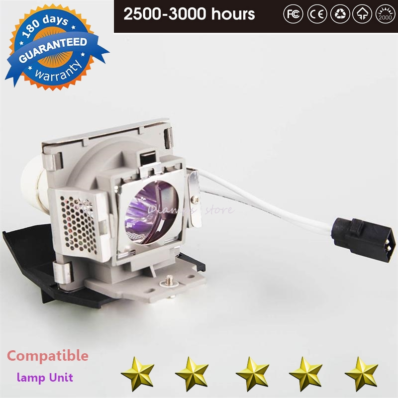 Compatible Projector Lamp RLC-035 PJ513 / PJ513D / PJ513DB For Viewsonic With Housing