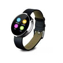 DM360 Smart Uhr Männer Frauen Bluetooth Herzfrequenzmessung Armbanduhr Smartwatch Für Apple IOS Android Phone Kamerad