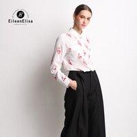 Для женщин костюм комплект офис EE офисная блузка Топы корректирующие леди Брюки для девочек офисные 2 шт. Костюмы для будущих мам