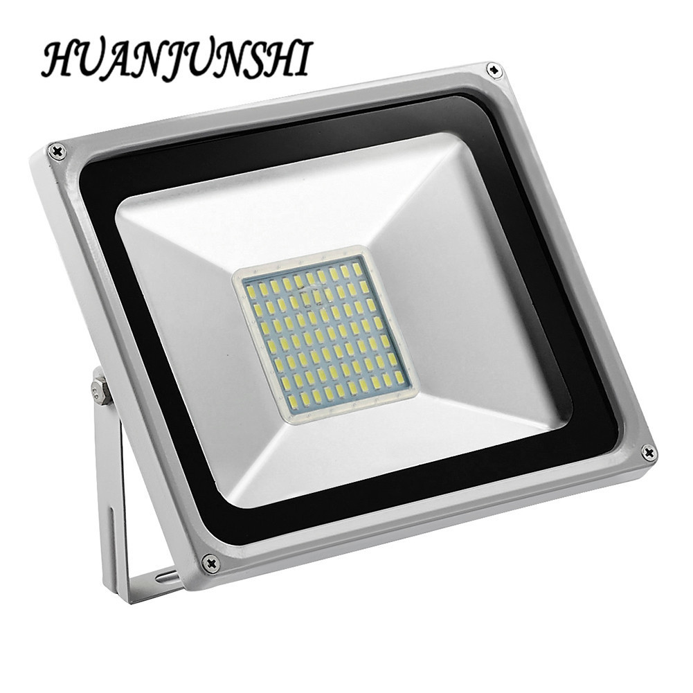Ultrathin LED Flood Light 50W 220V Waterproof IP65 Floodlight LED - Utomhusbelysning