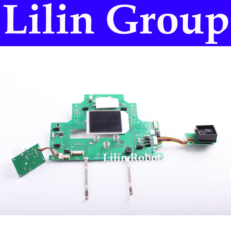 все цены на (For LL-A325) Mainboard with LCD Screen for Vacuum Cleaning Robot , 1pc/pack онлайн