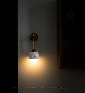 Image 5 - Умный ночсветильник Youpin Sothing Sunny с инфракрасным датчиком и USB зарядкой