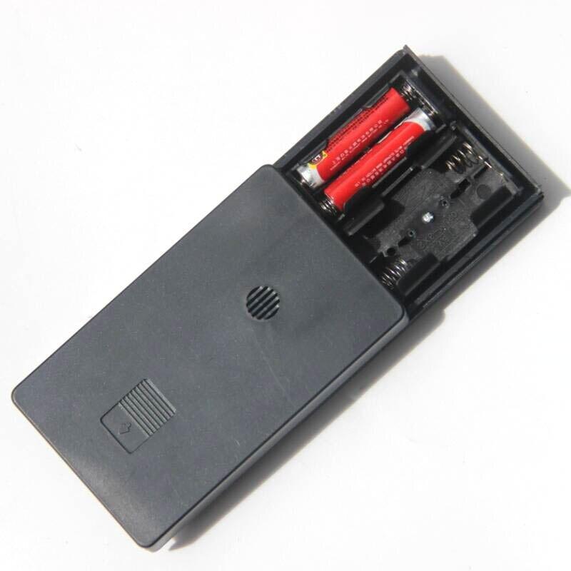 Novo 1 w 4 v painel solar carregador de bateria caixa para 2 * aa/aaa 1.2 v baterias fonte de alimentação para casa ao ar livre xd88|Ferram. atividade ar livre| |  - title=