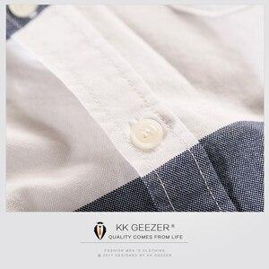 Image 3 - Men Striped Tuxedo Shirt Men Dress Shirt Long Sleeve Casual Slim Fit Formal Business Designer High Quality Big Fashion Plus 4XL