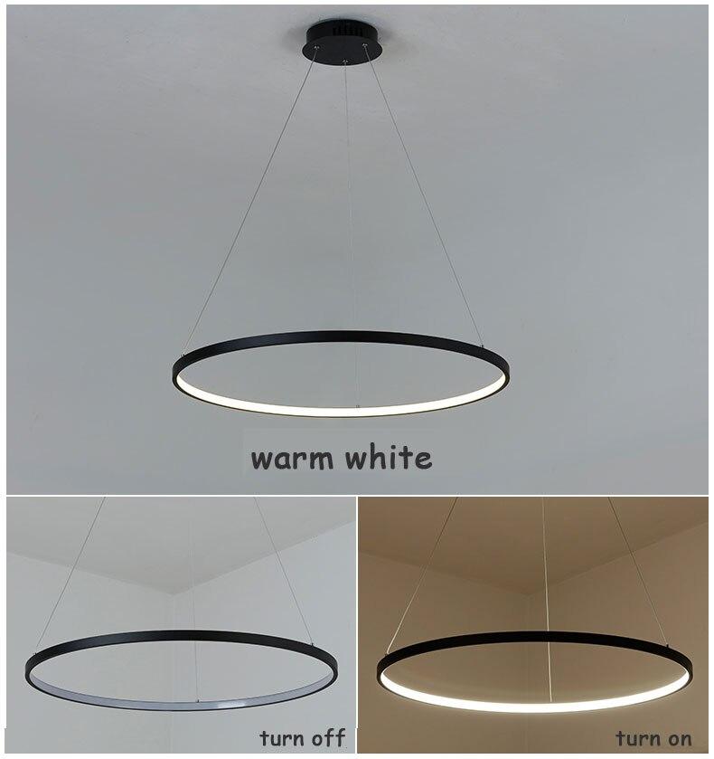 HTB1cpnqiSCWBuNjy0Fhq6z6EVXaj Modern Home LED Ceiling Light For Living room Dining room Kitchen Lustre 6Ring 5Rings Hanging Lamp Ceiling Lamp Lighting Fixture