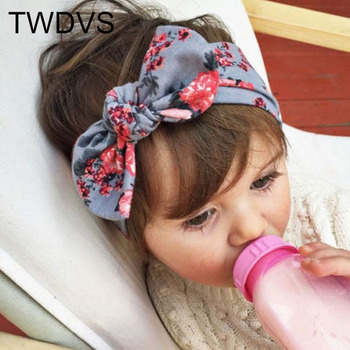 Hair Accessories Scrunchies For Girls Knot Headband Turban Elastic Hairband Head Girls Bandage For The Head