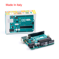 Official Genuine Arduino UNO R3 ATMega328P Made In Italy