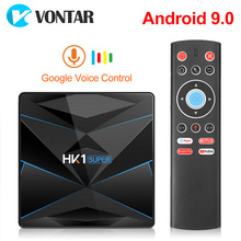 Android 9.0 4GB 64GB TV Box Rockchip RK3318 Support Youtube 4K 1080p 4K 60fps US