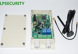 LPCURITY открытый два реле GSM основной модуль дистанционного управления переключатель для устройство для автоматического открывания дверей
