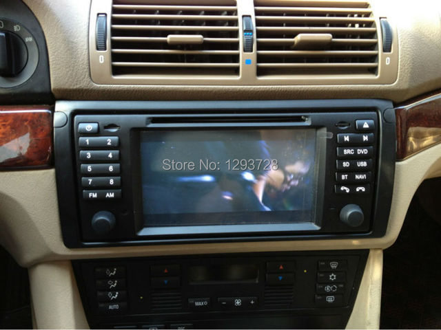 car audio for bmw e39 with mfd 2 din android radio for bmw. Black Bedroom Furniture Sets. Home Design Ideas