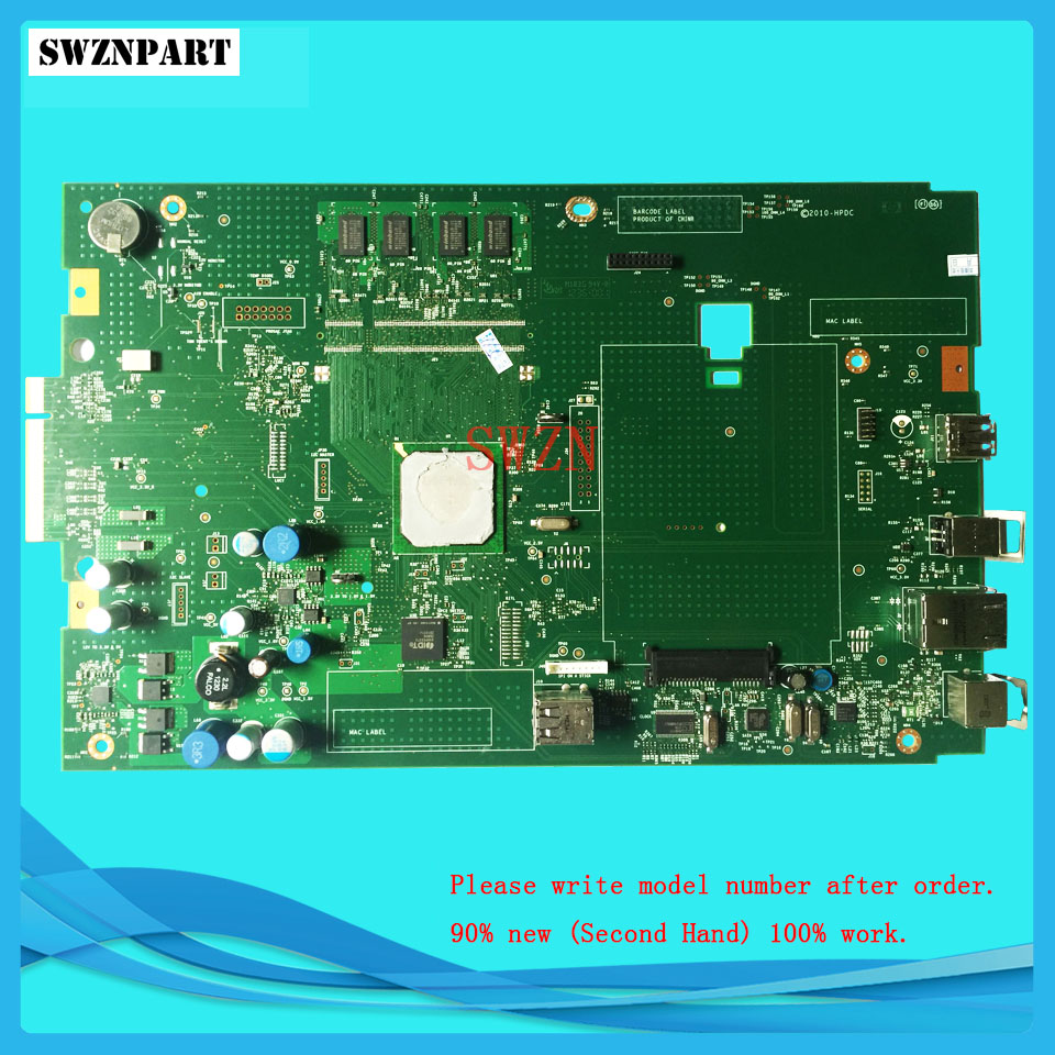 все цены на FORMATTER PCA ASSY Formatter Board logic Main Board MainBoard mother board for HP M775 M775dn M775f M775z M775Z+ CE396-60001 онлайн