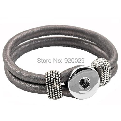 1Pcs Fashion CND Paix Motif Bracelets /& bracelets hommes de bracelets en cuir