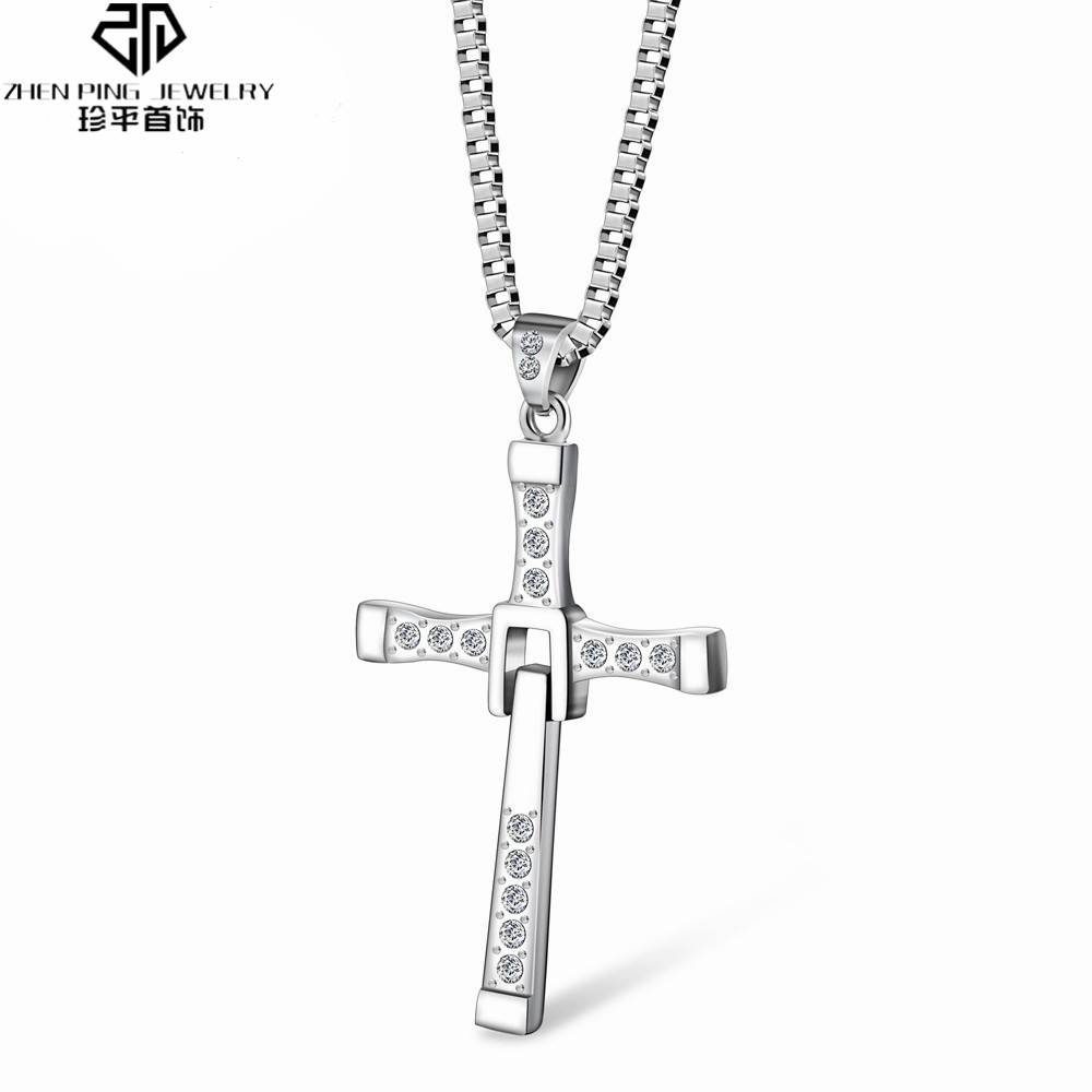 Top 10 Most Popular The Fast And The Furious Dominic Toretto Rhinestone Cross Ideas And Get Free Shipping Murywxux 97