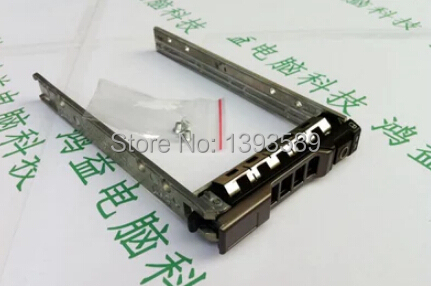 "Free ship ,G176J G281D hot-swap SAS / SATA Drive Server Tray, Retail,2.5"" with 4 screws For:R510 R520 R610 R620 R710 R720"