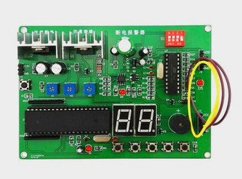 Free Shipping!!! Power failure alarm / electronic assembly and commissioning / DIY production kit (parts)