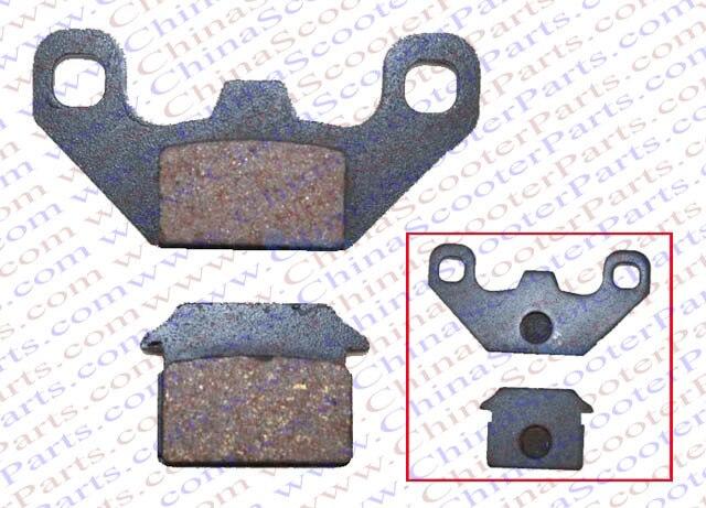 Brake Pad 50CC 70CC 90CC 110CC 125CC 140CC 150CC 160CC 200CC 250CC ATV Quad Dirt Pit Bike Parts