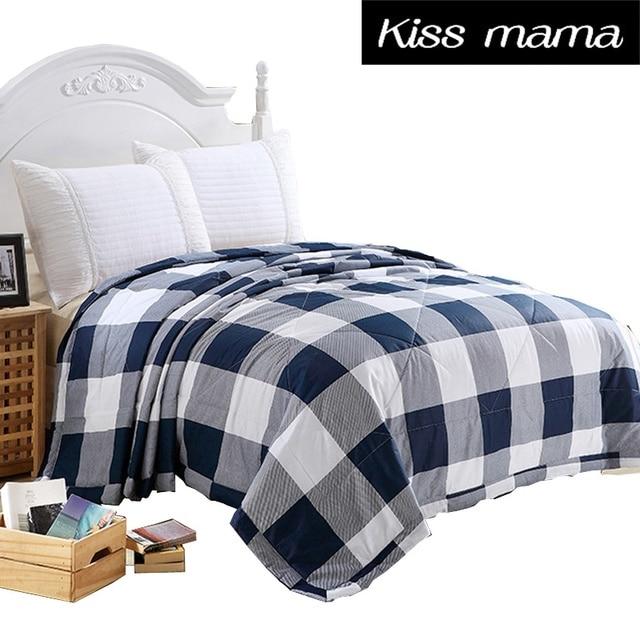 Cotton Fabric Quilting Quilts Queen Twinsummer Quiltcomforter