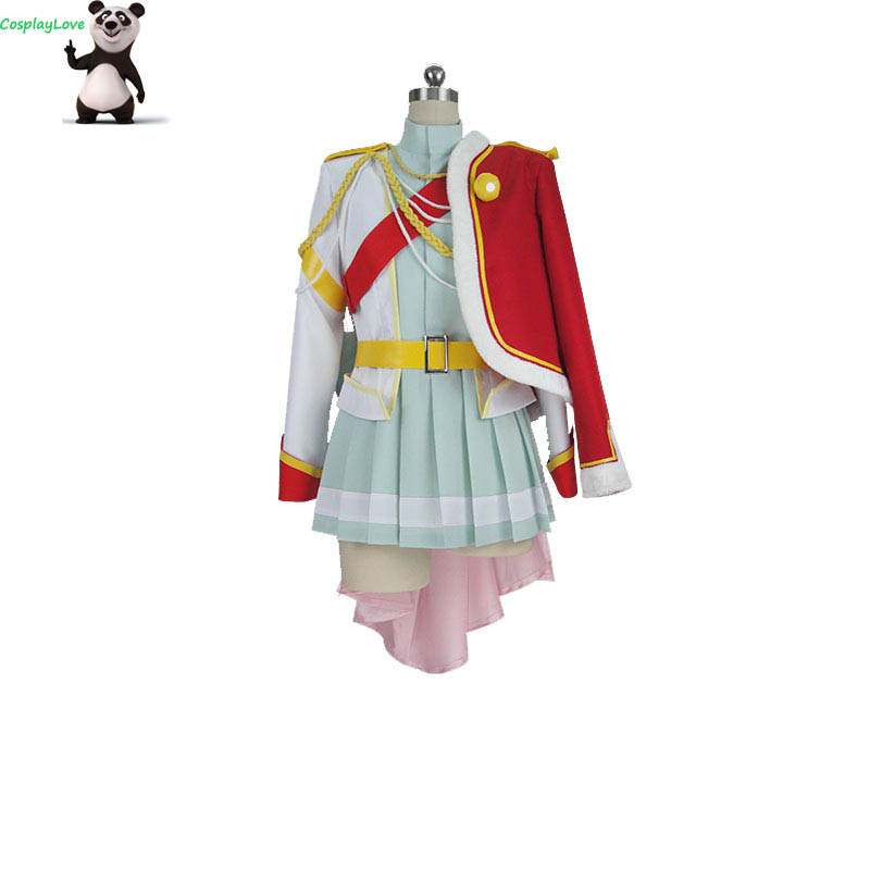 CosplayLove Shoujo Kageki Revue Starlight Nana Daiba Cosplay Costume Dress Custom Made