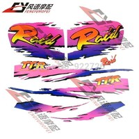 Free shipping For Yamaha TTR250 whole motorcycle decal sticker motorcycle stickers