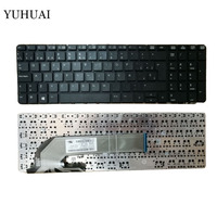 Spanish Keyboard For HP PROBOOK 450 G0 450 G1 455 G1 Laptop SP Keyboard Without FRAME