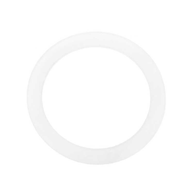 4-kubki silikonowa pieczątka pierścień elastyczny uszczelka podkładki pierścień Replacenent dla zestaw do mokki ekspres do kawy Espresso