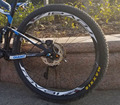 ROVAL управление SL обод колеса наклейки горный велосипед/велосипед для 26 27,5 29 дюймов MTB Бесплатная доставка