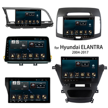 Topnavi Car Players for Hyundai Elantra Avante MD 2004-2011 2012 2016 2017 Auto Head Unit Radio Android 7.1 with Octa 8 Core цена в Москве и Питере