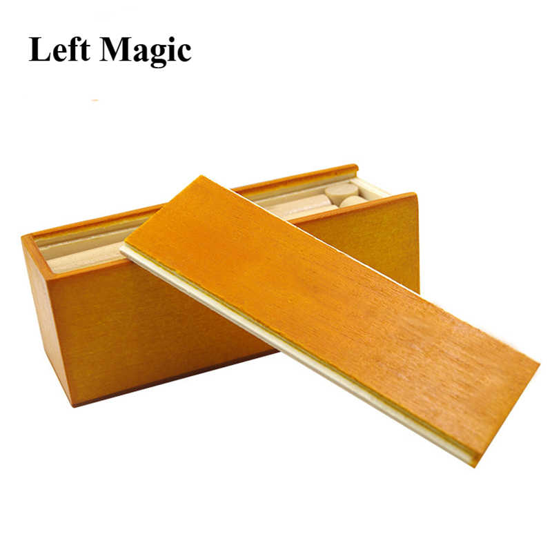 1 комплект, вдохновленная палка в коробке, деревянная головоломка для взрослых, развивающая игрушка, подарок для детей, обучающая деревянная игрушка