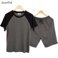 SusanDick 2017 Brand Mens Sexy Sleepwear Superior Soft Comfortable Modal Casual Home Clothing Man Sleep Shorts