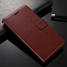 Genuine Leather Wallet Cover Case for Meizu M5 5.2 inch Fundas Capa Coque Stand Card Slot TPU